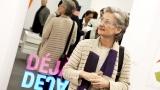 ART COLOGNE 2013 / Messerundgang der österreichischen Bundesministerin für Unterricht, Kunst und Kultur, Dr. Claudia Schmied.