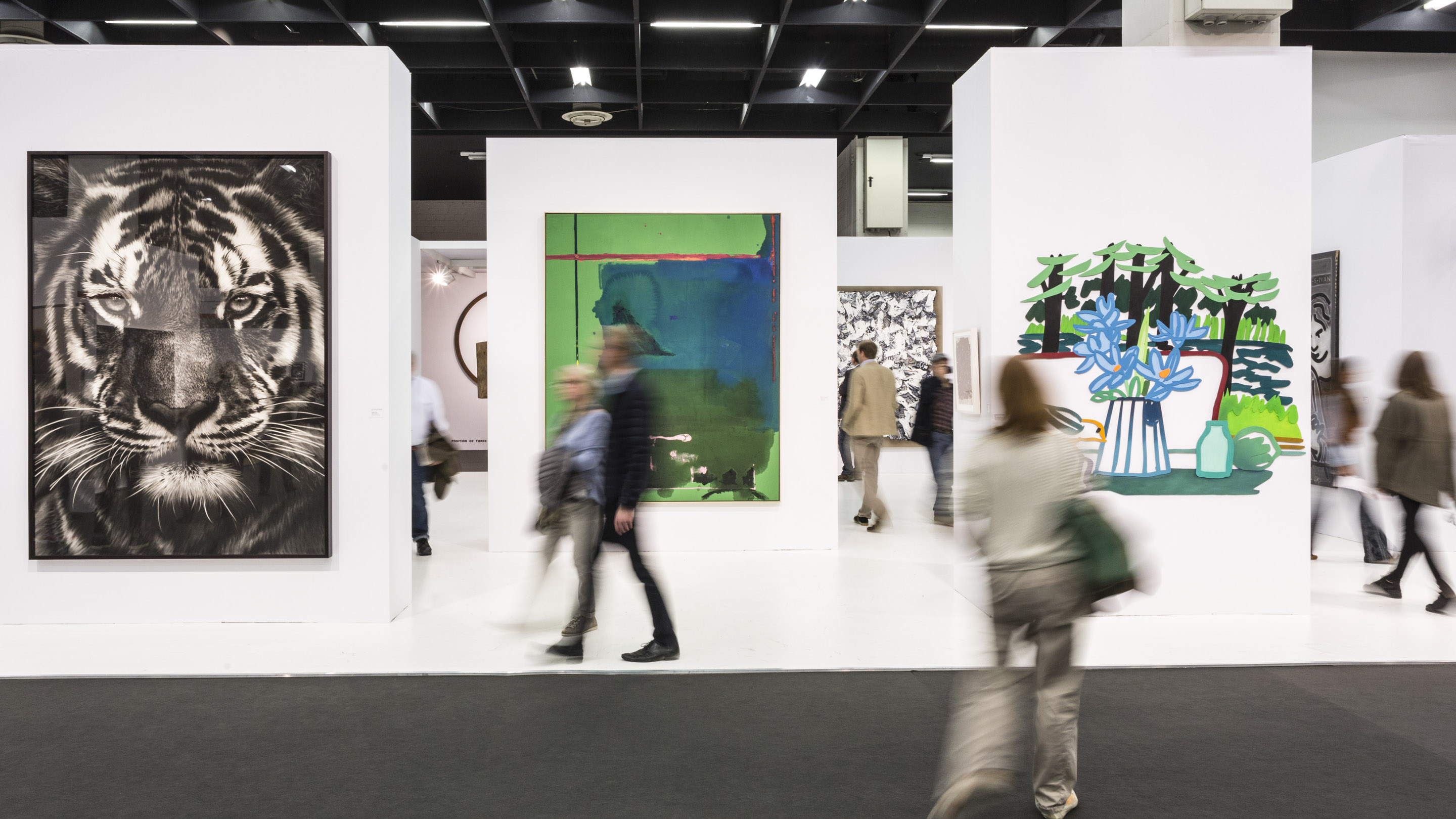 ART COLOGNE 2015/ Stand: Hans Mayer, Halle 11.2