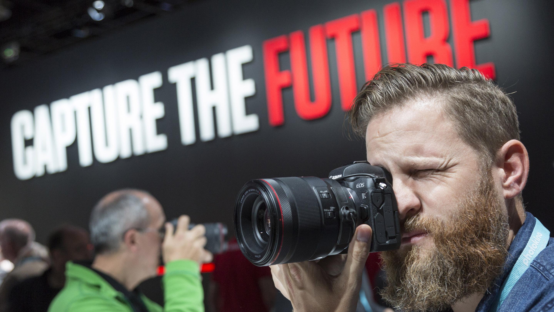 photokina 2018/ Stand: Canon, Halle 3.2