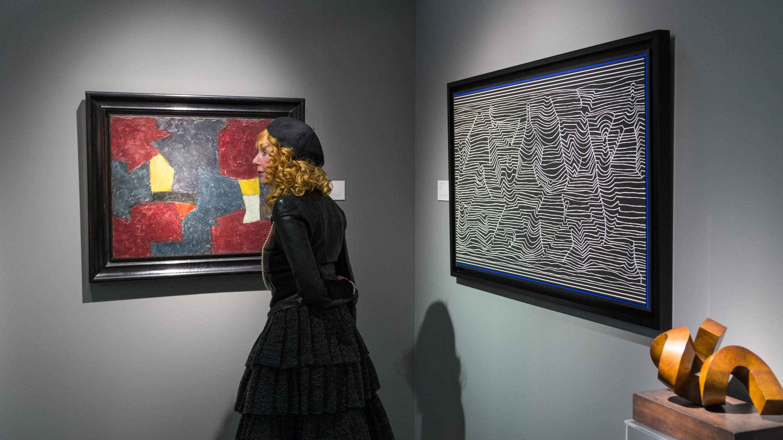 ART COLOGNE 2019: Stand: von Ver