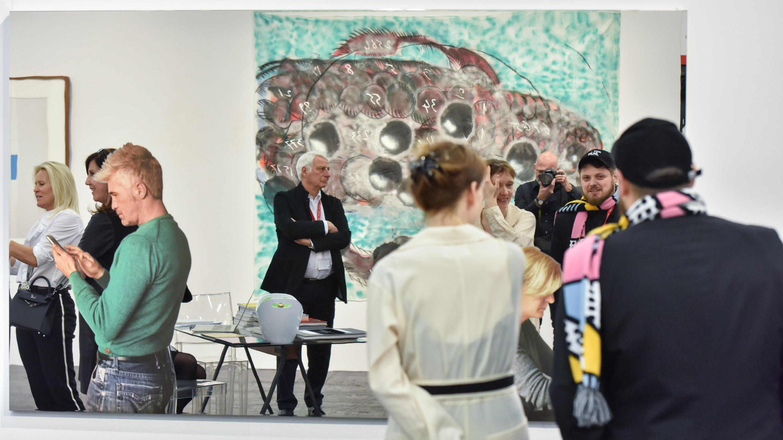 ART COLOGNE 2019: Stand: Giorgio