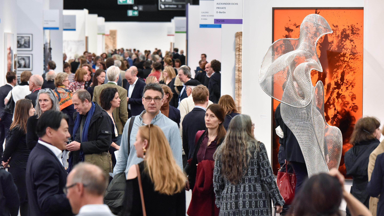 ART COLOGNE 2019: Impressionen v