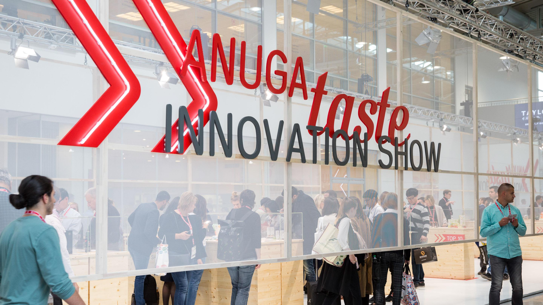 Stand: Anuga taste Innovation show, Boulevard Nord, Anuga 2019