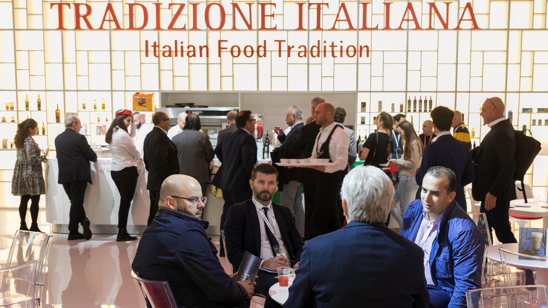 Stand: Tradizione Italiana, Anuga Hot Beverages, Halle 7, Anuga 2019