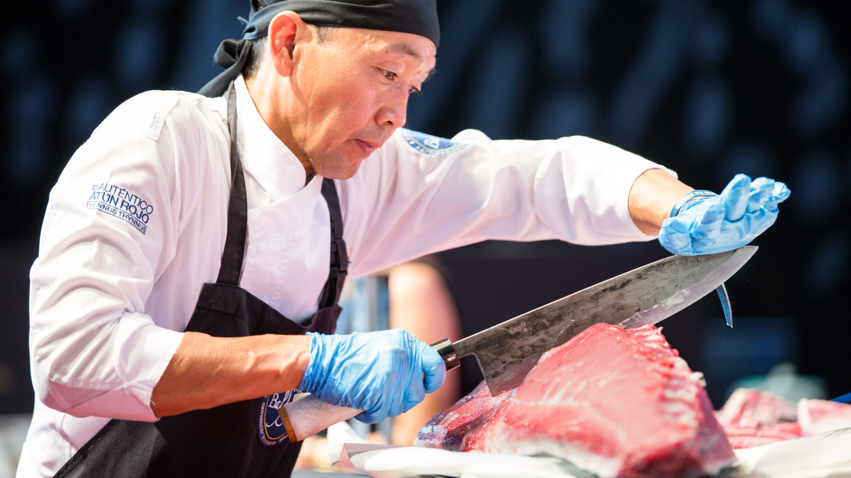 Anuga Culinary Stage, Kaitai-Show, Halle 7, Anuga 2019