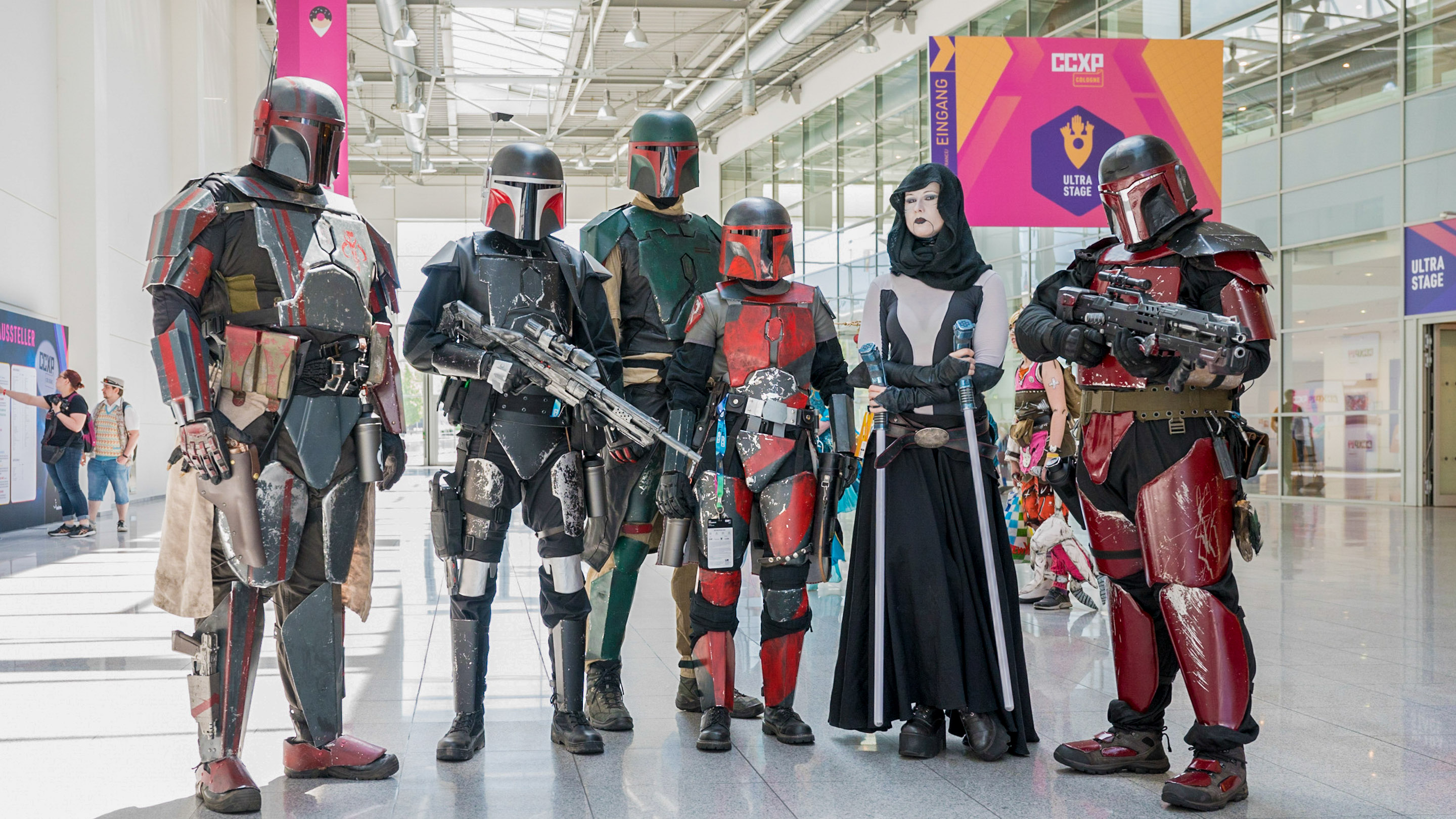 Cosplayer, Boulevard, Comic Con Experience 2019