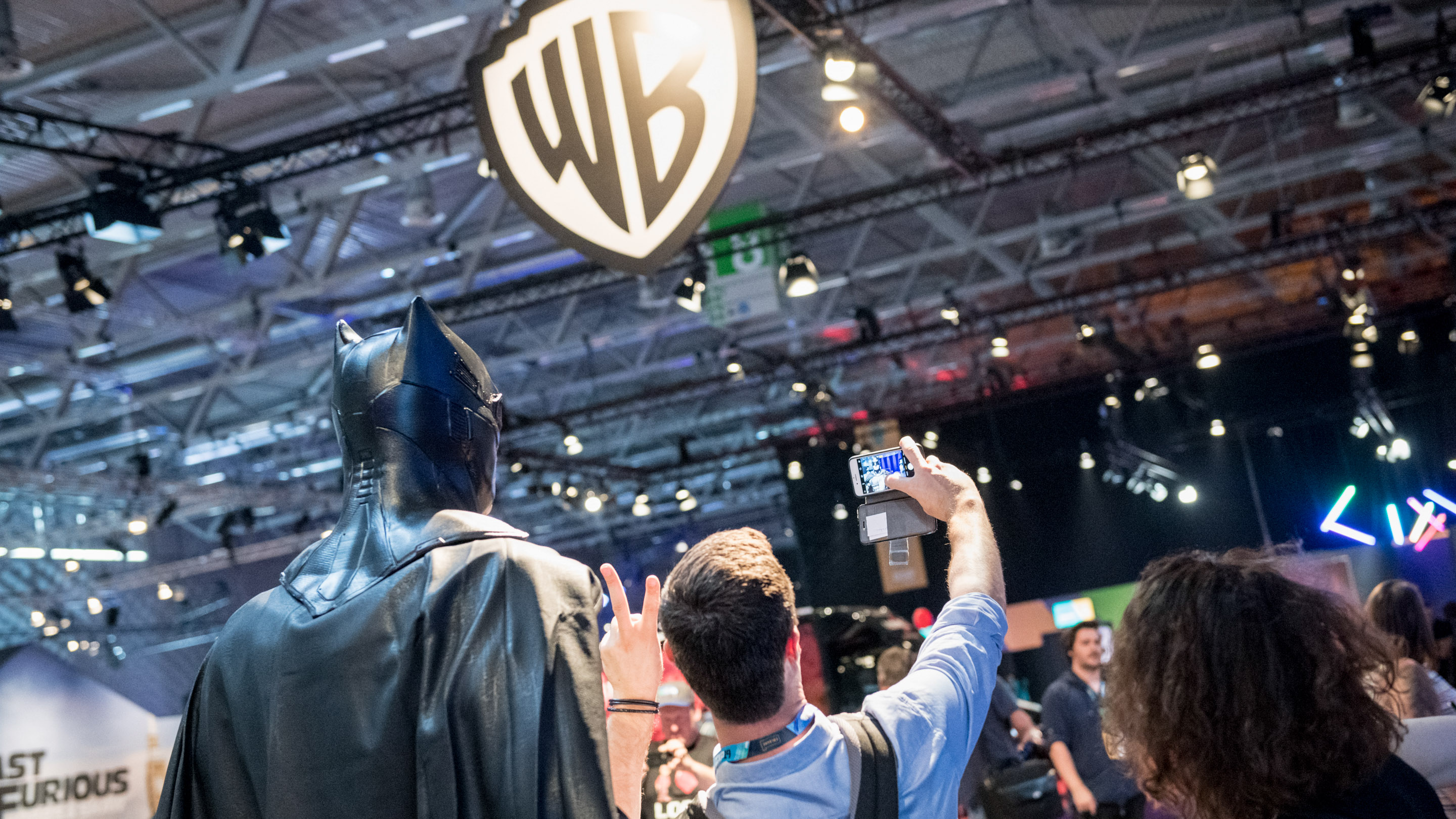 Stand: Batman, Halle 8, Comic Con Experience 2019