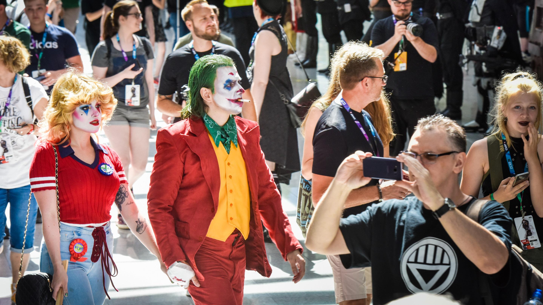 Comic Con Experience 2019