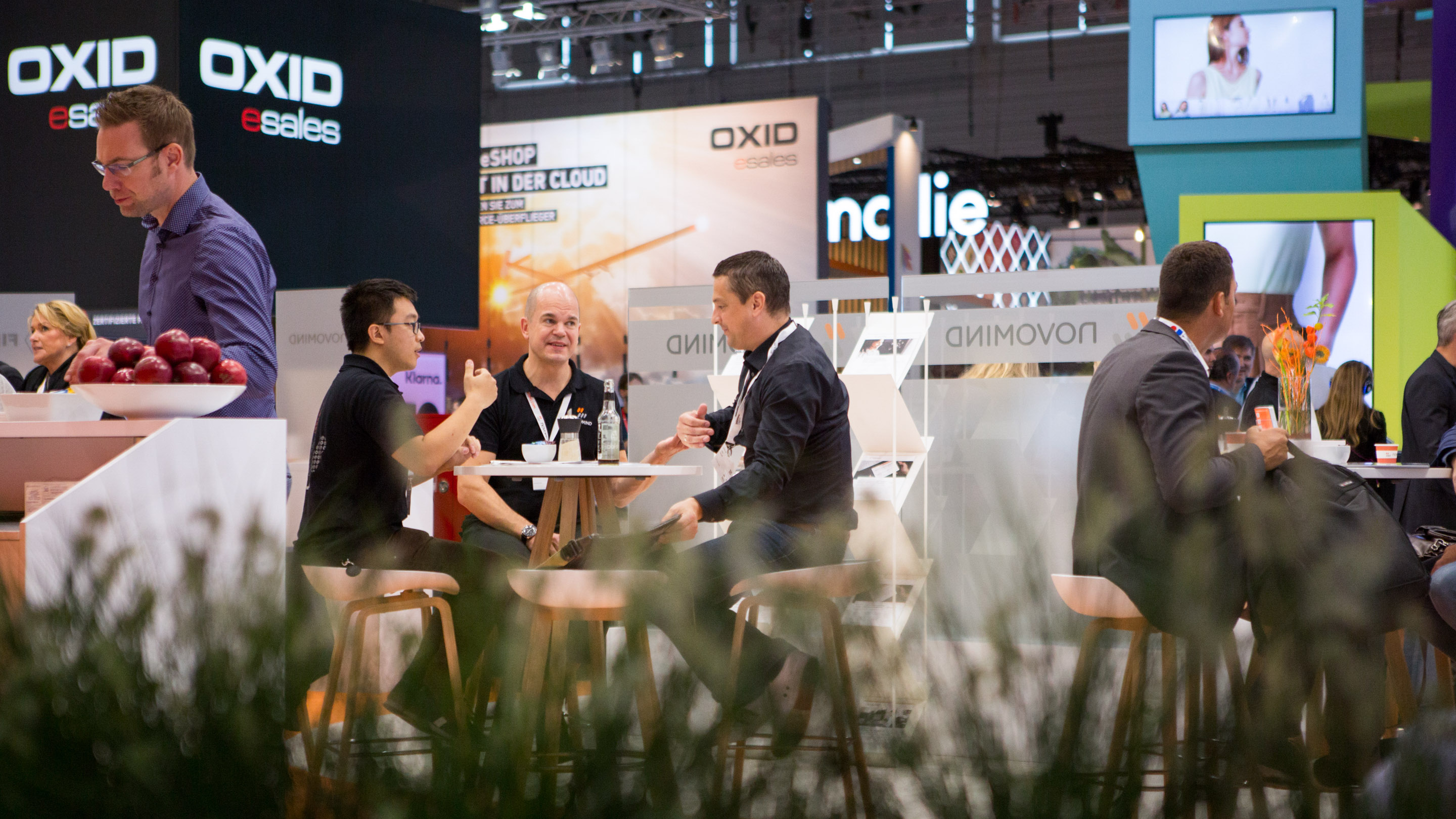 Stand: OXID, Halle 6, DMEXCO 2019