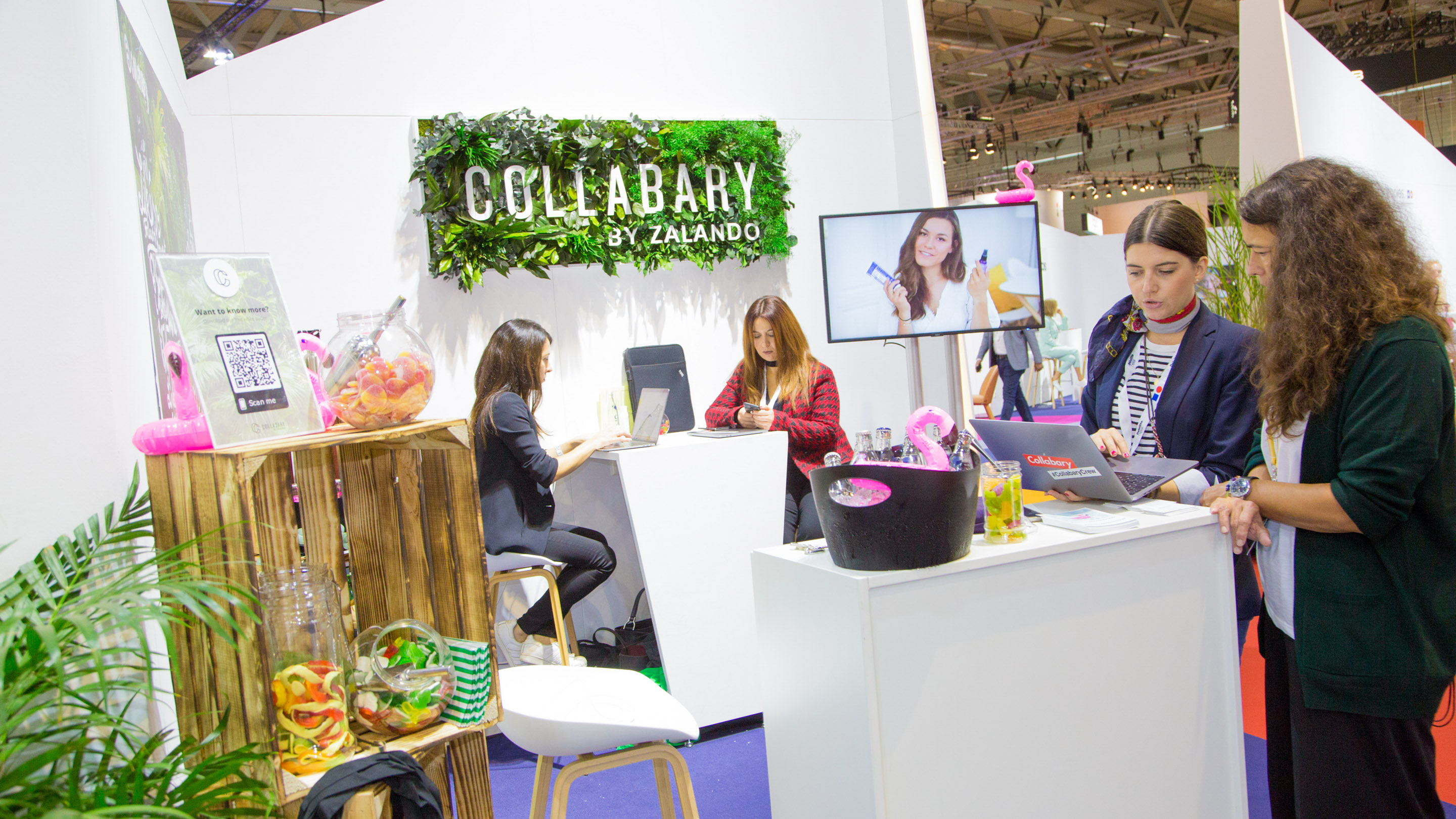 World of Agencies, Stand: Collabary, Halle 6, DMEXCO 2019