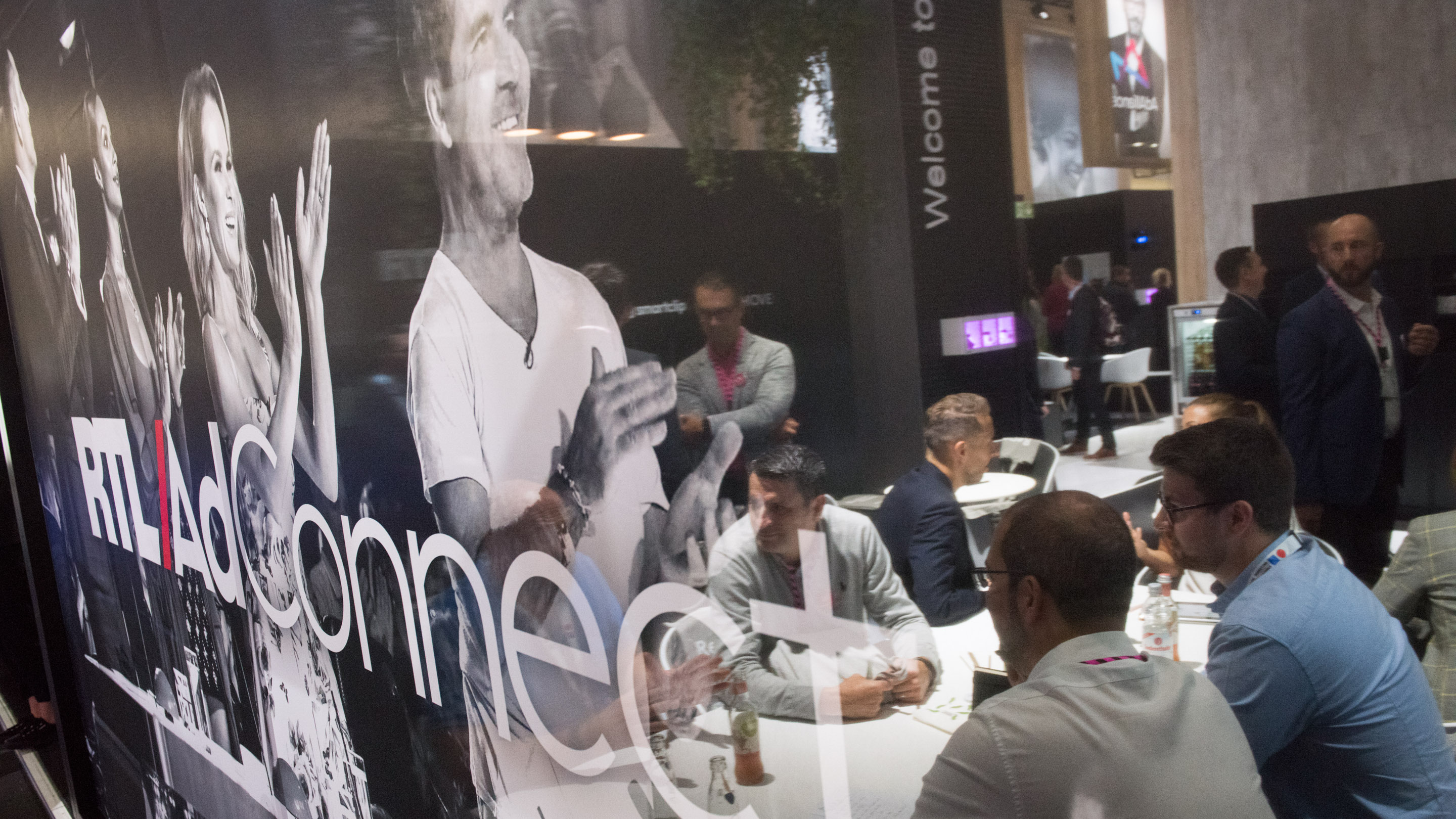 Stand: BTL AdConnect, Halle 8, DMEXCO 2019