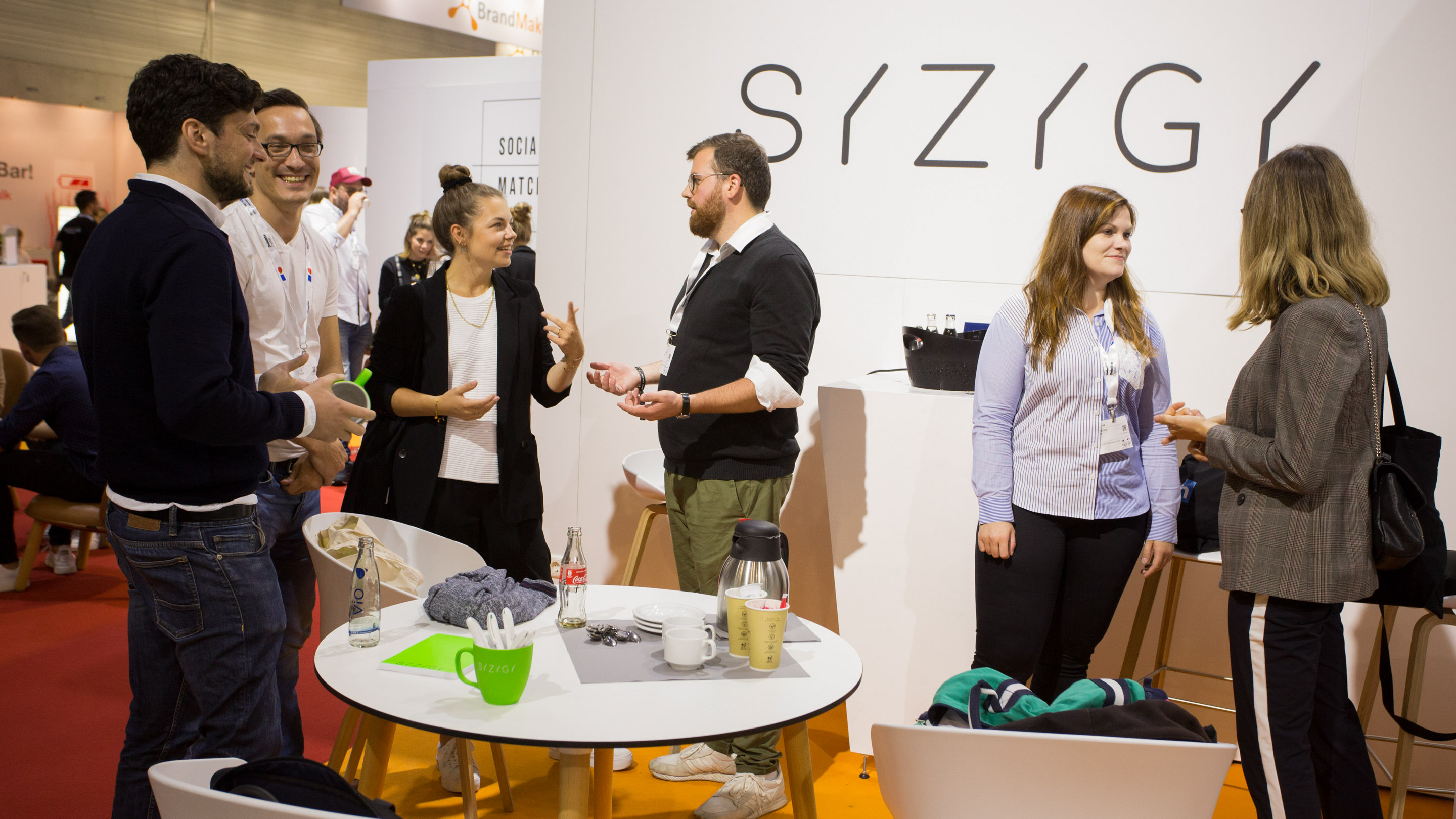 World of Agencies, Stand: Sizigi, Halle 6, DMEXCO 2019