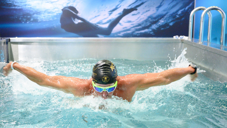 Messestand SPECK Pumpen, Koelnmesse aquanale 2019, aquanale 2019