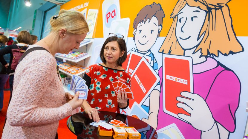 Stand: LINGOPLAY, Halle 7, didacta 2019