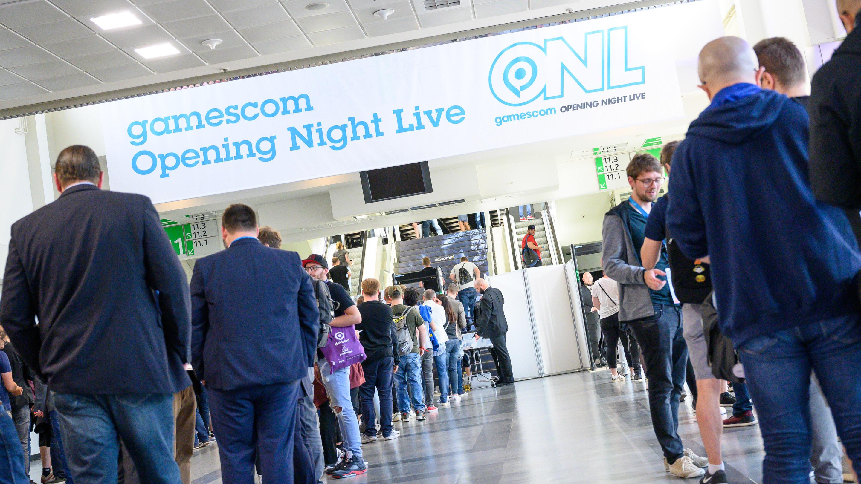 Opening Night Live, Halle 11.3, gamescom 2019