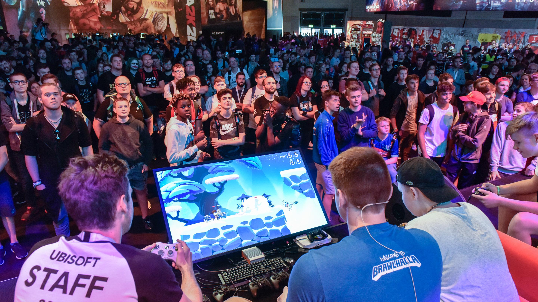 Stand: Ubisoft, Halle 6, gamescom 2019