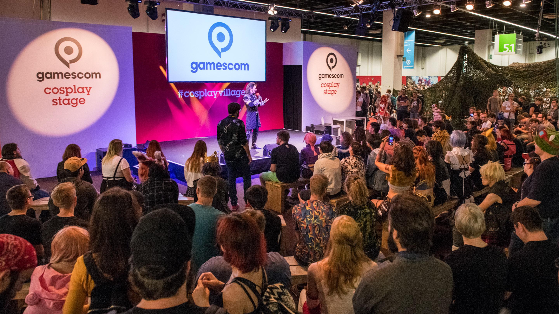 Cosplay Village, Panel Leon Chiro, Cosplay Bühne, Halle 5.1, gamescom 2019
