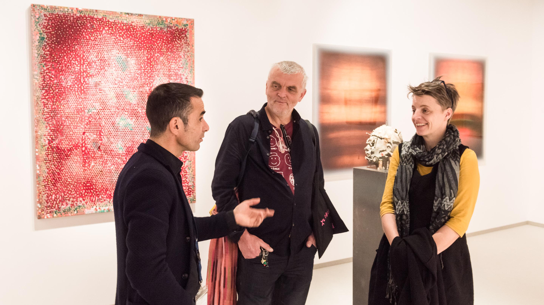 Stand: Alessandro Casciaro, Halle 11.2, Cologne Fine Art & Design 2019