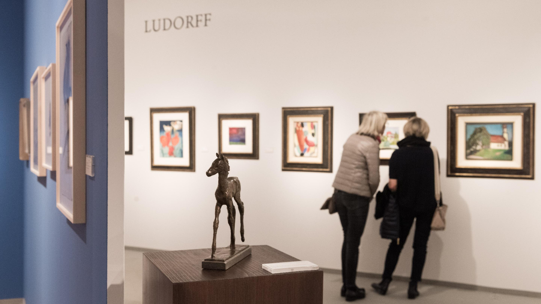Stand: Ludorf, Halle 11.2, Cologne Fine Art & Design 2019