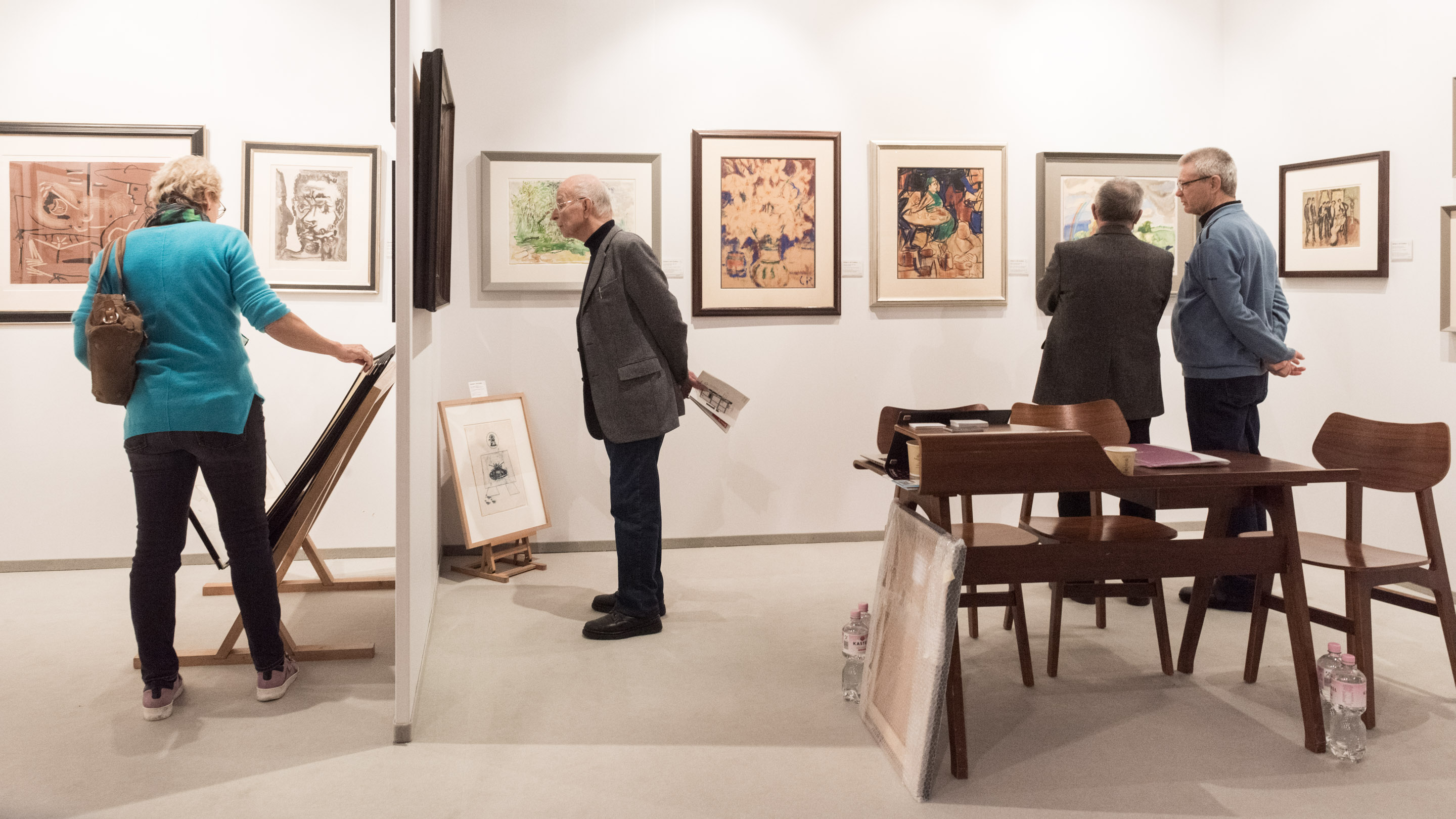Stand: Gilden´s Arts, Halle 11.2, Cologne Fine Art & Design 2019