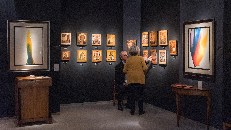 Stand: Brenske, Halle 11.2, Cologne Fine Art & Design 2019