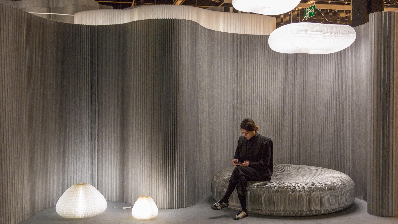 Stand: molo, Dekorativer Wohnen, Pure Editions,  Halle 2.2, imm cologne 2020