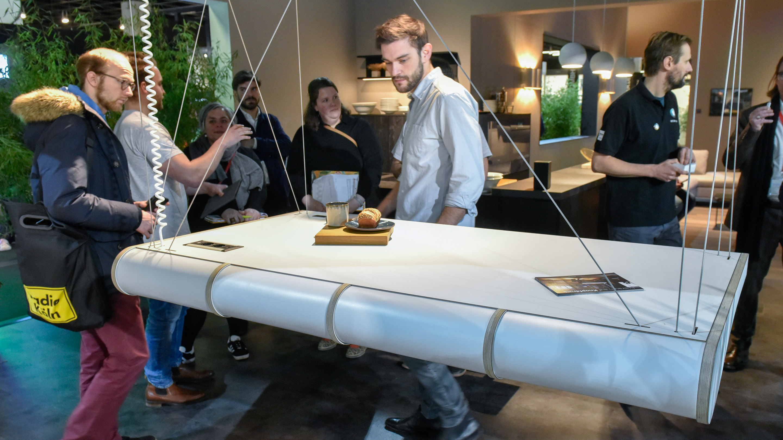 Neuheitenrundgang, Stand: Smart Village, Smarter Wohnen, Pure Archtitects,  Halle 4.2, imm cologne 2020