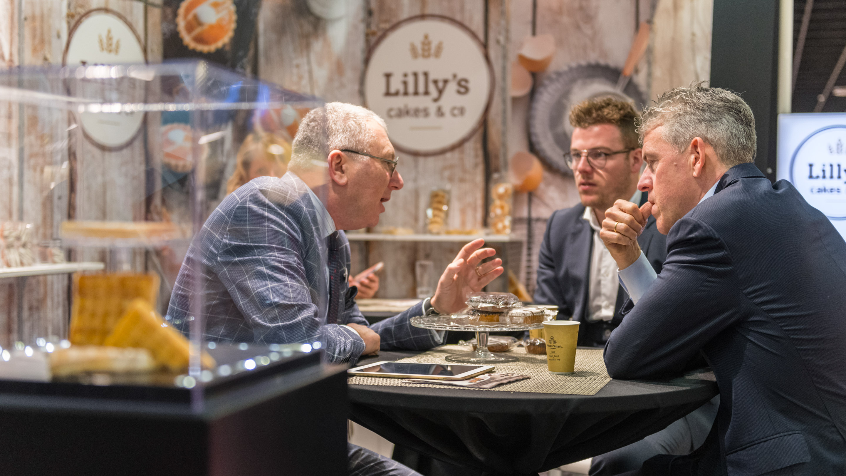 Stand: Lilly's, Halle 4.2, ISM 2020